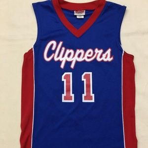 Los Angeles Clippers Kids Size M Jersey Youth